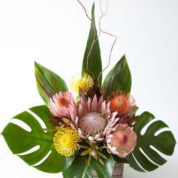 Basket of Australian Wildflowers