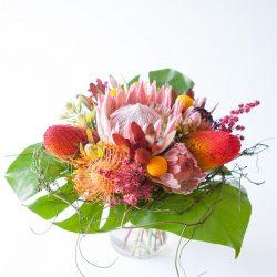 Bouquet of Australian flowers